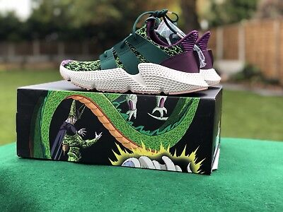 separation shoes 34be2 f52f0 Adidas Prophere x Dragon Ball Z Green Cell UK 6