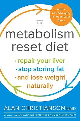 """The Metabolism Reset Diet: Repair Your Liver,Stop Storing Fat,Lose Weight""""EB00K"""""""