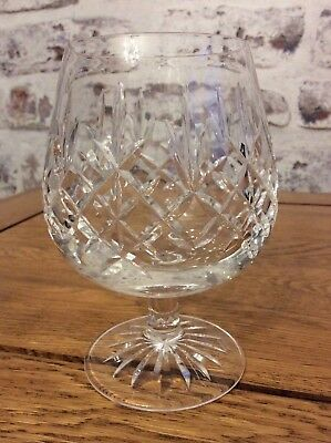 Edinburgh Crystal Brandy Glass Lomond Cut 4 7/8""