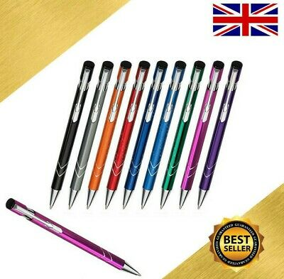 Your TEXT Personalised Pen christmas Gift mother fathers day teacher grandad dad