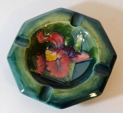 Moorcroft Floral Ashtray