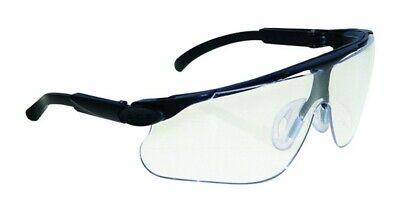 52104e044a9 3M Maxim Safety Glasses Antifog Clear Len Black Frame Made in the USA  Lot  of
