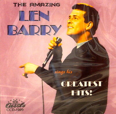 The Amazing LEN BARRY Sings His Greatest Hits!
