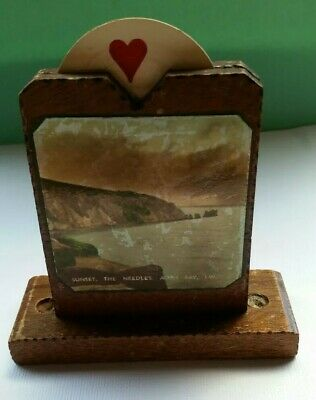 Vintage Trump Suit Marker, Bridge, Whist, Playing Card 1940/50's Isle of Wight