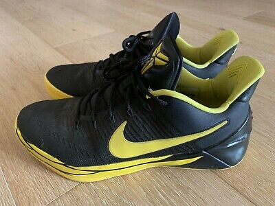 size 40 46d24 2d3b2 Men s Nike Kobe A.D. Oregon Ducks. Black   Yellow   Strike. 922026-001