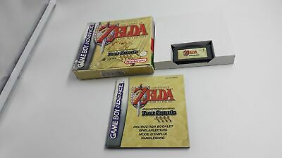 Jeu Nintendo Game Boy Advance GBA Zelda A Link to The Past complet