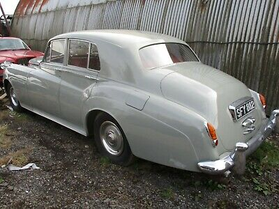 Breaking Rolls-Royce Silver Cloud - Bentley S1 - S2 - S3 1955 - 65 - Parting Out