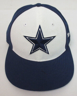 ad7c0c6458b Dallas Cowboys New Era 59Fifty Fitted Hat Cap Nfl Football New Navy White  Stitch