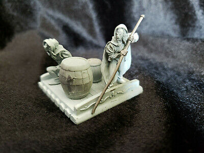 M134 TWO RAFT ELVES ! MITHRIL MINIATURES ! LotR ! Complete!