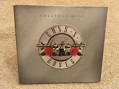 Guns n' Roses Greatest Hits CD 04 Geffen Playgraded