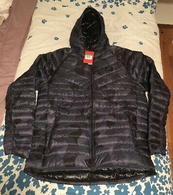 f73a84b5c NIKE GUILD 550 FILL DOWN JACKET NWT MENS XL Extra Large Hooded ...