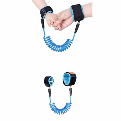 Kids Baby Safety Anti-lost Strap Walking Harness Toddler Wrist Band Leash YS