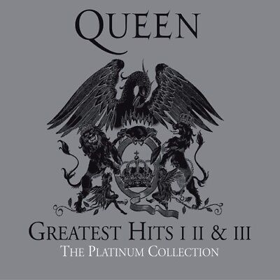 Queen - The Platinum Collection  3CD NEU & OVP Best Of Greatest Hits 1 2 3