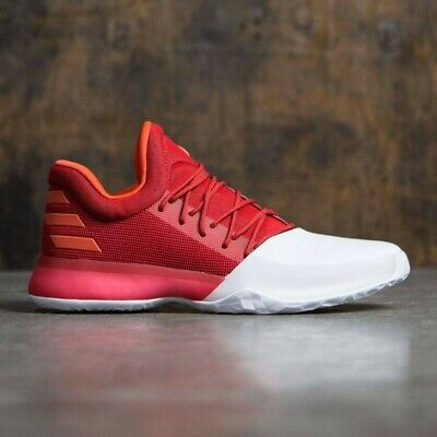 new style ca27e 50a71 Adidas James Harden Vol. 1 Rockets Home Red White Size 15. BW0547 ultra  boost