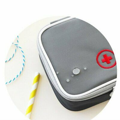 Outdoor Travel First Aid Kit Portable Storage Bag Camping Emergency Case☼~♌