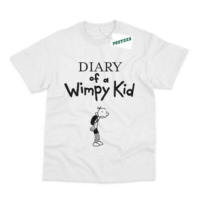 Diary Of A Wimpy Kid Inspired by World Book Day Kids T-Shirt