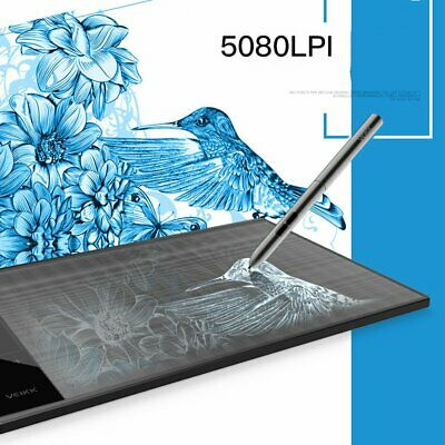 6x4inch LCD Electronic Digital Writing Pad for Board Tablet Graphics Drawing @L