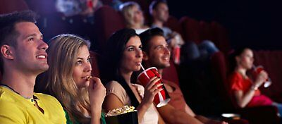 Odeon Cinema 2 For 1 Online Code this Monday 11th February, 16th 17th February