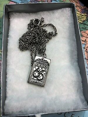 The Zippo 65th Anniversary Necklace 1997