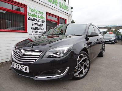 2014 64 Vauxhall Insignia SRI VX-Line Nav Sports Tourer 2.0CDTi Estate