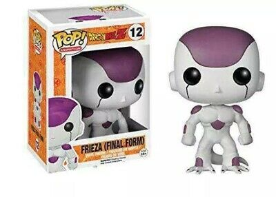 FUNKO POP Anime Dragon Ball Z POP FRIEZA Hair Action Figure PVC Collection Model
