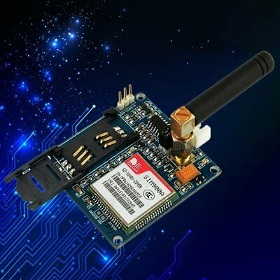 New SIM900A V4.0 Kit Wireless Extension Module GSM GPRS Board Antenna Tested ❃⚡✤