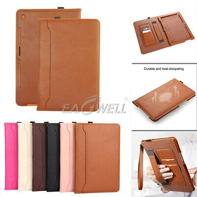 "For Huawei Mediapad M5 8.4"" 10.8"" Tablet Handle Wallet Leather Stand Cover Case"