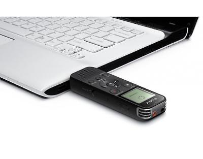 Sony ICD-PX470 Voice Recorder Dictaphone Dictation Machine 4GB Internal Memory