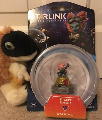 uber crazy RARE STARLINK BATTLE FOR ATLAS STARTAIL PILOT  SWITCH PS4 XBOX ONE