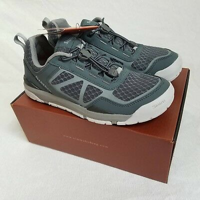 bd1637aac847 NEW SIMMS CHALLENGER Mens Anvil Grey Fishing Water Boat Shoes Size 8 ...