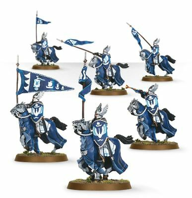 Warhammer Knights of Dol Amroth The Lord of the Rings plastic new