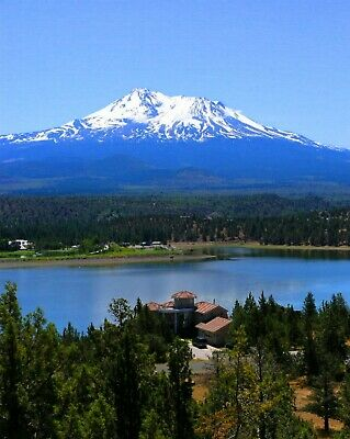 Building your Dream Home 8 Minutes to Shore  Lake SHASTINA SISKIYOU COUNTY
