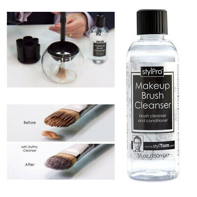 StylPro Make Up Brush Cleaner Cleanser Paraben Sulphate Alcohol Free 150ml
