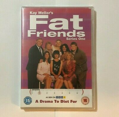 Fat Friends Complete First Series - Drama - New/Sealed - Kay Mellor