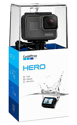 NEW GoPro Hero 2018 HD Waterproof Action Camera Kit Touchscreen 10MP 33ft HDMI