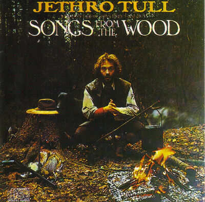 CD-JETHRO TULL /Songs from the Wood 1977
