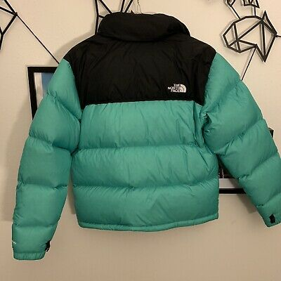 hot sale online 05582 188a0 GIACCA PUFFY THE North Face W 1996 retro nuptse bomber jacket piumino donna