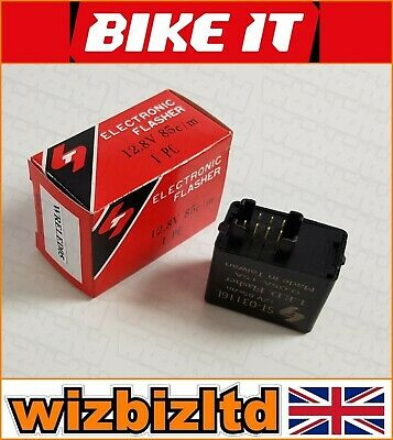7 Pin LED Flasher Relay for Indicators Bandit Suzuki GSF1200 GSF1250 WRELED05