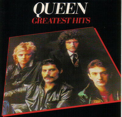 CD-QUEEN/ Greatest Hits/17 Songs/1981 (W. Germany)