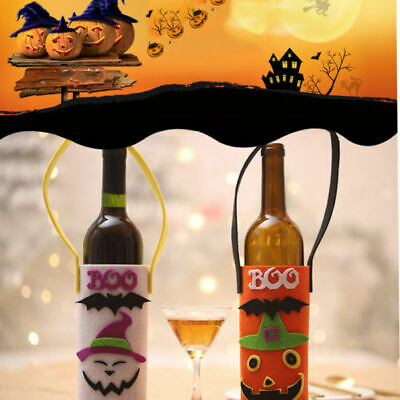 Creative Wine Bottle Cover Carrier Candy Stack Bag Cover Drawstring Heatproof 9L