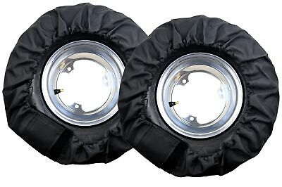 "Rjs Racing Jr Dragster Tire Covers ( Pair ) Jr Race Car Tire Cover 18"" X 8"" X 8"""