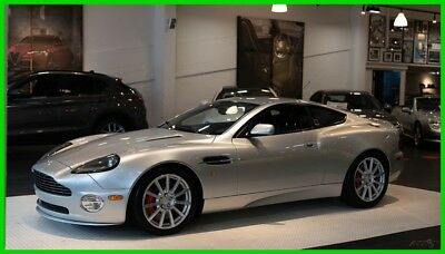 2006 Aston Martin Vanquish S Two Owner Pristine S California Car with low 19k miles