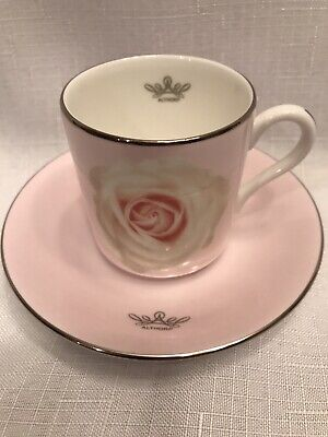 Althorp Princess Diana Commemorative Demitasse Cup and Saucer