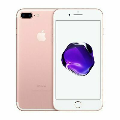 Apple iPhone 7 - 128GB - Rose Gold (Unlocked) A1660 (CDMA + GSM) Excellent