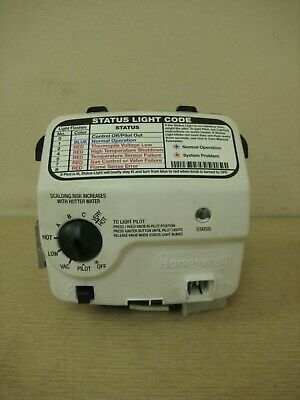 Rheem Honeywell WV8840C1605 AP16910B Water Heater Control Gas Valve Thermostat