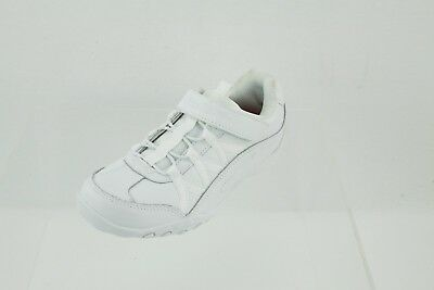 f0ab2a56fe01 Skechers 82298L WHT Breathe Easy Fab Phonics Sneakers White Girl s Size ...