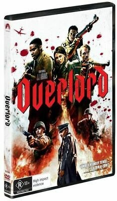 Overlord (DVD, 2019) (Region 4) New Release
