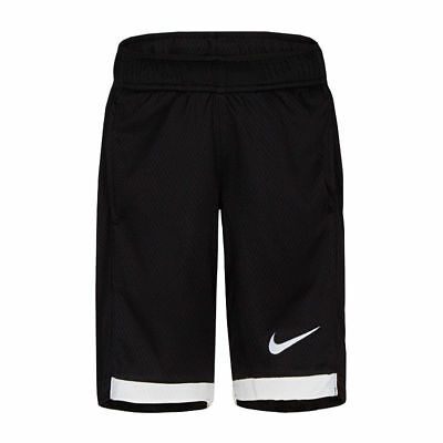 Nike Little Boys Dri-FIT Black Trophy Shorts with Pockets New Size 7
