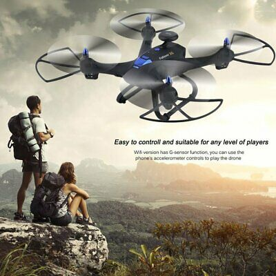 Wifi Drone With 2MP HD Camera GPS Quadcopter 6-Axles RC Quadcopter ❃⚡✤