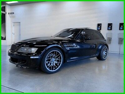 2000 BMW M Roadster & Coupe  2000 BMW Z3 M coupe / Cosmos Black / S52 / Low mileage / Collectors BMW!